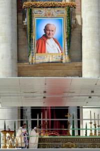 Guarda la versione ingrandita di Colonia: sparita da cattedrale reliquia di Giovanni Paolo II