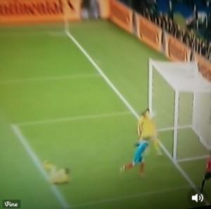 VIDEO Griezmann palo clamoroso in Francia-Romania (Euro 2016)