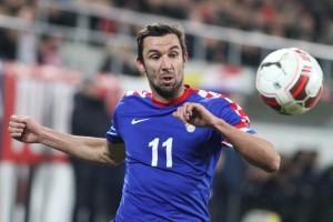 Darijo Srna, muore il padre mentre gioca contro Turchia