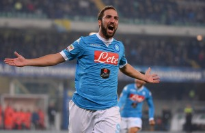Guarda la versione ingrandita di Calciomercato Juventus, tentazione Higuain. Ma De Laurentiis...