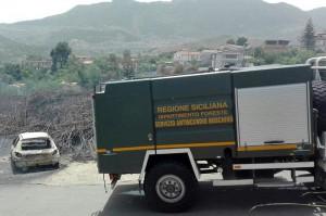 """Incendio a Palermo: Cefalù isolata. Sindaco: """"Situazione drammatica"""""""