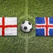 Inghilterra-Islanda streaming diretta tv: dove vedere ottavi