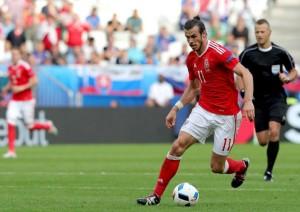Guarda la versione ingrandita di Euro 2016, Inghilterra-Galles 2-1: foto e highlights