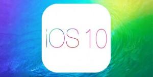 Apple, aggiornamento iOS 10: tutte le novità