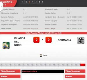 Irlanda del Nord-Germania: diretta live Euro 2016 su Blitz. Formazioni