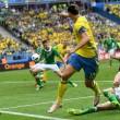 Irlanda-Svezia 1-1. Video gol highlights e foto: Hoolahan_1