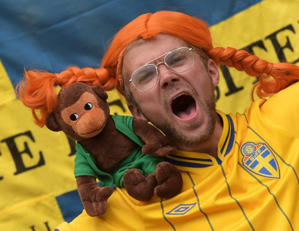 Irlanda-Svezia 1-1. Video gol highlights e foto: Hoolahan_10