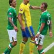 Irlanda-Svezia 1-1. Video gol highlights e foto: Hoolahan_2