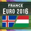 Islanda-Ungheria, diretta streaming e tv, dove vederla