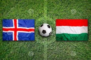 Guarda la versione ingrandita di Euro 2016, Islanda-Ungheria 1-1: foto e highlights