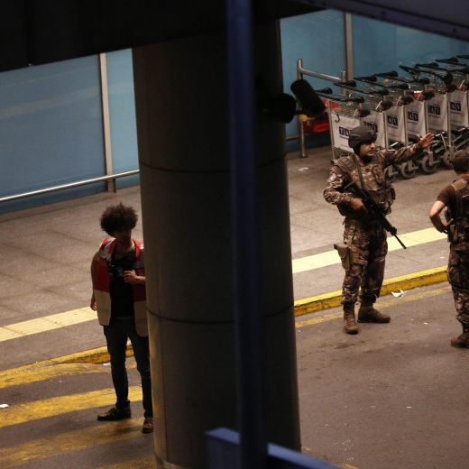 YOUTUBE Turchia, attentato all'aeroporto di Istanbul: decine di morti 99