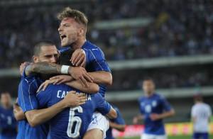 """Conte: """"Valentino Rossi è modello da seguire per Nazionale"""""""
