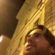 VIDEO YOUTUBE Jared Leto gira per Roma e grida....parolacce 2