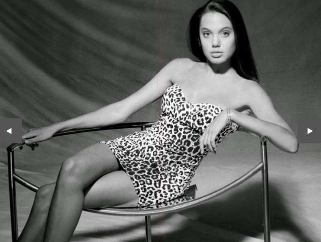 """Angelina Jolie a 15 anni, il fotografo: """"Mi disse che..."""""""