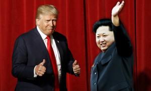 """Kim Jong Un """"vota"""" Donald Trump: """"Saggio e lungimirante"""""""