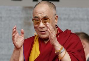 "Dalai Lama: ""Troppi profughi in Europa"""