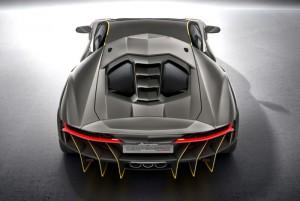 Guarda la versione ingrandita di YOUTUBE Centenario, Lamborghini più veloce di sempre debutta negli Usa