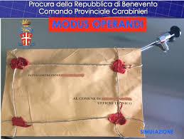 Laparoscopio per truccare gli appalti a Benevento: 10 arresti