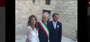 Guarda la versione ingrandita di Laura Ravetto, matrimonio con Dario Ginefra e abito... (foto da Twitter)