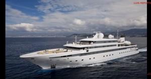 YOUTUBE Lauren L: superyacht con eliporto per 500 persone. Costa...