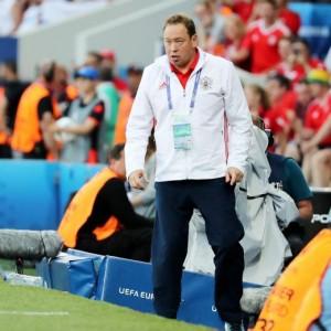 """Euro 2016, Leonid Slutsky: """"Non sarò ct Russia ancora per molto..."""""""
