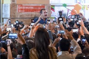 Ballottaggi Napoli 2016, Luigi De Magistris sindaco