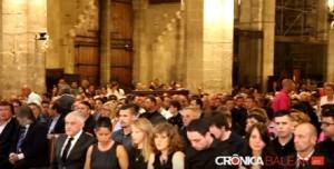 Luis Salom, lo straziante gesto della madre al funerale