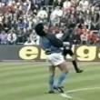 Maradona, i gol più belli con la maglia del Napoli (VIDEO)
