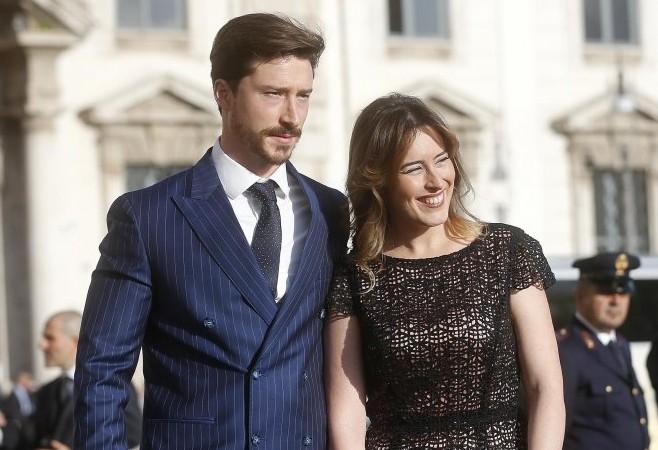 Maria Elena Boschi col fratello Pier Francesco222