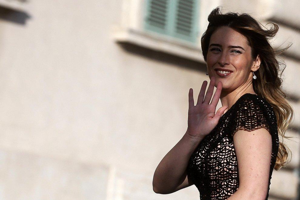 Maria Elena Boschi col fratello Pier Francesco1