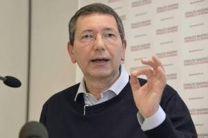 """Ignazio Marino: """"Non posso proprio votare Giachetti. Raggi intelligente"""""""