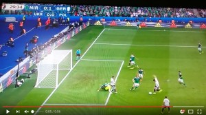 Mario Gomez VIDEO gol Irlanda del Nord-Germania 0-1
