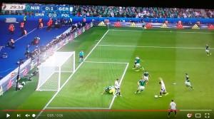 Mario Gomez VIDEO gol Irlanda del Nord-Germania 0-1