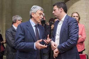 Massimo D'Alema, voto a Virginia Raggi per ridimensionare Renzi