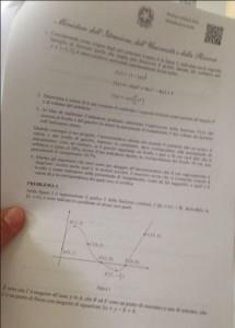Seconda prova maturità 2016 scientifico: progettazione serbatoio benzina