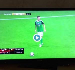 McAuley VIDEO gol Ucraina-Irlanda del Nord 0-1