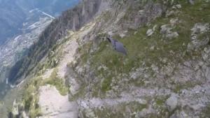 Dario Zanon morto dopo lancio con tuta alare a Chamonix