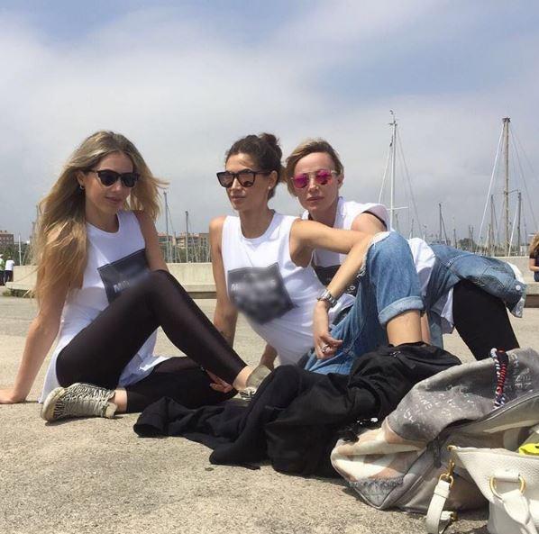 Melissa Satta, addio al nubilato a Barcellona con...FOTO8