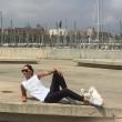 Melissa Satta, addio al nubilato a Barcellona con...FOTO2