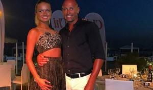 Mercedesz Henger con Stefano Bettarini FOTO E Simona Ventura?