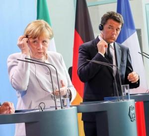 """Banche, Merkel avverte Italia: """"Non si cambiano regole ogni 2 anni"""""""