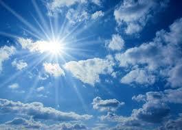 Meteo, caldo e temporali alternati a schiarite fino al 12/6