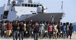 Guarda la versione ingrandita di Migranti in Sardegna