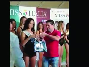 Mirco Alessi, il killer di Firenze premiava le Miss Italia