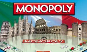 Guarda la versione ingrandita di Monopoly Italia, Genova al posto di Parco della Vittoria
