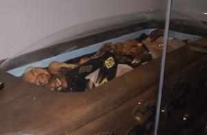 YOUTUBE Mummia tatuata 2500 anni fa: misteriosi segni tribali