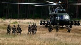 Truppe Nato in Europa est