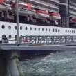 YOUTUBE Alaska, nave crociera Celebrity Infinity sbaglia e..3