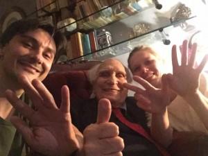 """Marco Pannella, Laura Harth, Matteo Angioli: """"A letto insieme..."""""""
