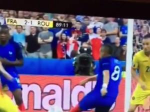 Payet VIDEO euro-gol Francia-Romania 2-1 Euro 2016